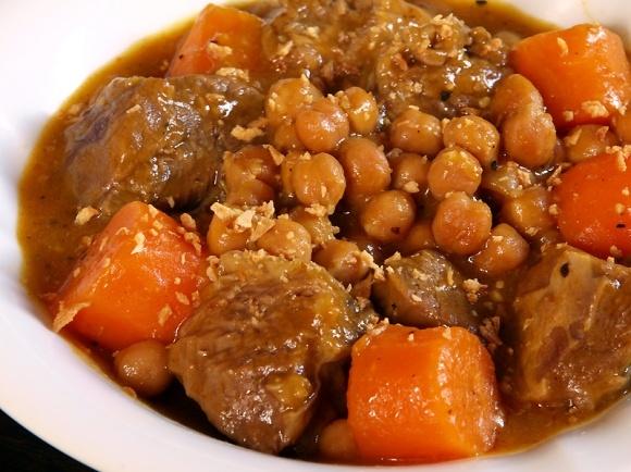 Moroccan Beef Stew | ~ Beef Recipes ~ | Pinterest