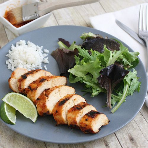 tarragon sauce peruvian style grilled chicken with green sauce grilled ...