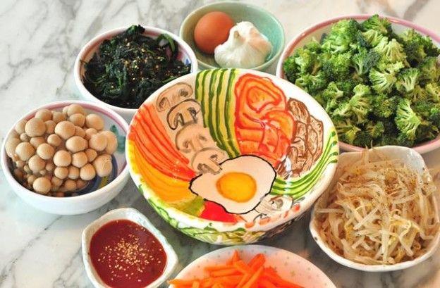 Dolsot Bibimbap Ingredients Recipe 돌솥비빔밥 | JenCooksKorean's ...