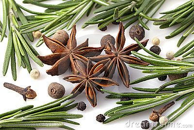 Rosemary, Peppercorn, Cloves And Anise | Food & Drink | Pinterest