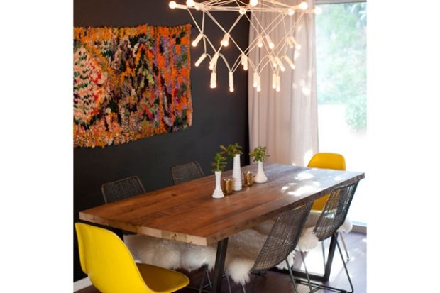 Pinterest discover and save creative ideas for Funky dining room ideas