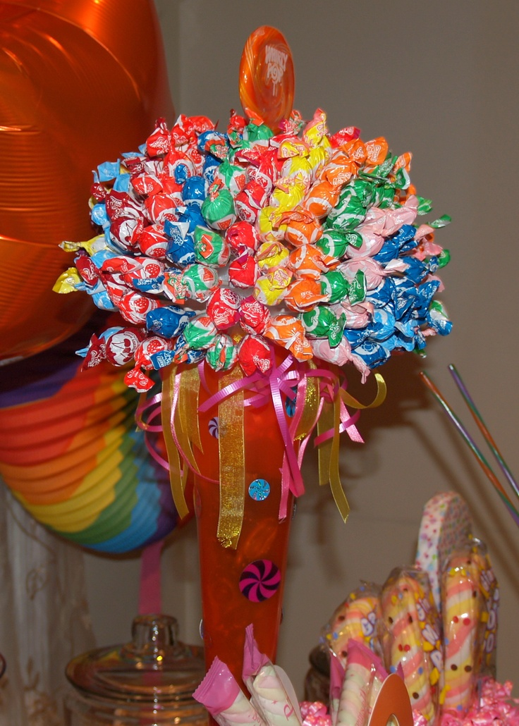 how to make a lollipop tree stand