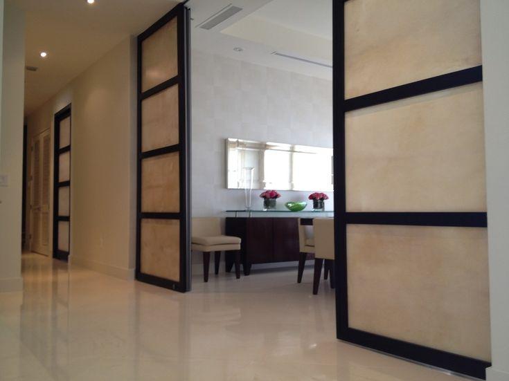 Doors modern interior doors miami infusion interiors