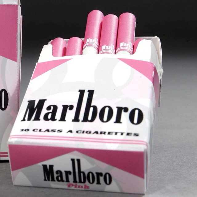 Marlboro Pink ;) | Weirdness, strange, Oddities, a little ...
