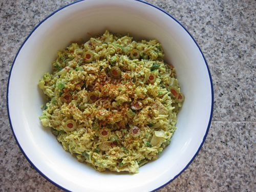 Curried rice salad - need to try this | Get in my belly! | Pinterest