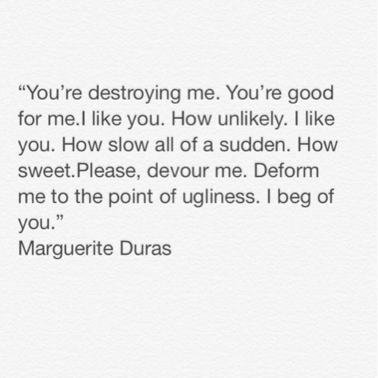 the lover marguerite duras quotes A biography of marguerite duras,  marguerite duras met her chinese lover  eight quotes from margaret duras.