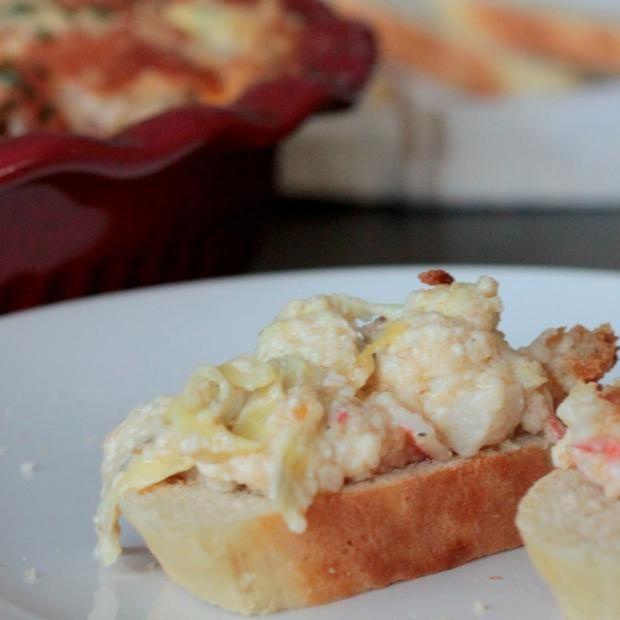 Crab And Artichoke Dip | APPETIZERS | Pinterest
