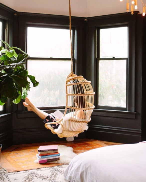 Reading chair bedrooms pinterest