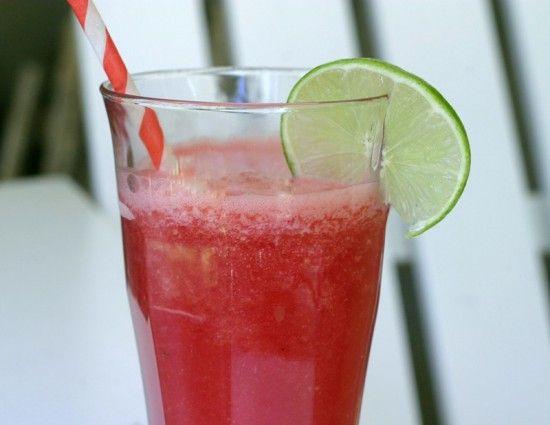Watermelon Limeade (or Lemonade) | Paleo Eats | Pinterest