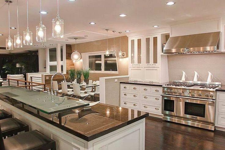 kitchen lights over island interior exterior design