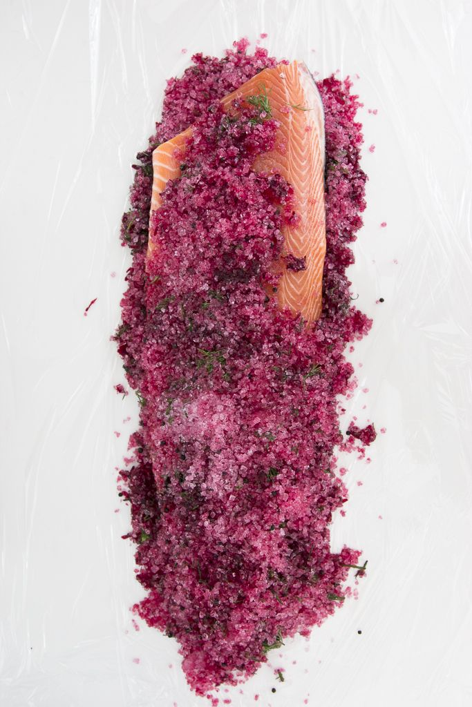 Beetroot gravlax | White Pepper Project Recipes | Pinterest