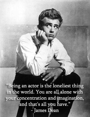 James dean quote | James Dean. Audrey Hepburn. Legends ...