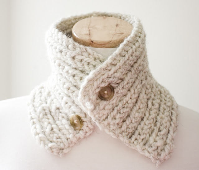 Crochet Neck Warmer : Neck Warmer