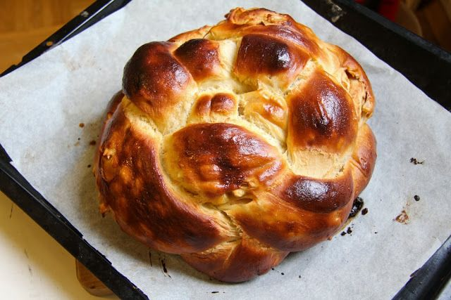 Apple honey challah | Bread | Pinterest