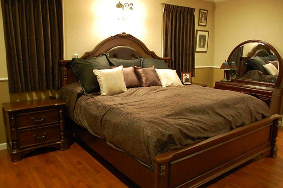 Ashley Furniture King Size Bed I 39 M Coming Home Coming Home Pinte
