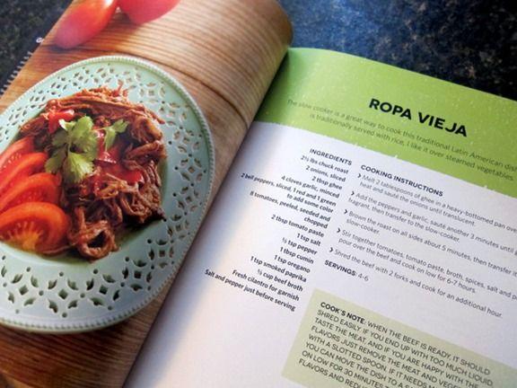 Ropa Vieja - The Paleo Slow Cooker #glutenfree