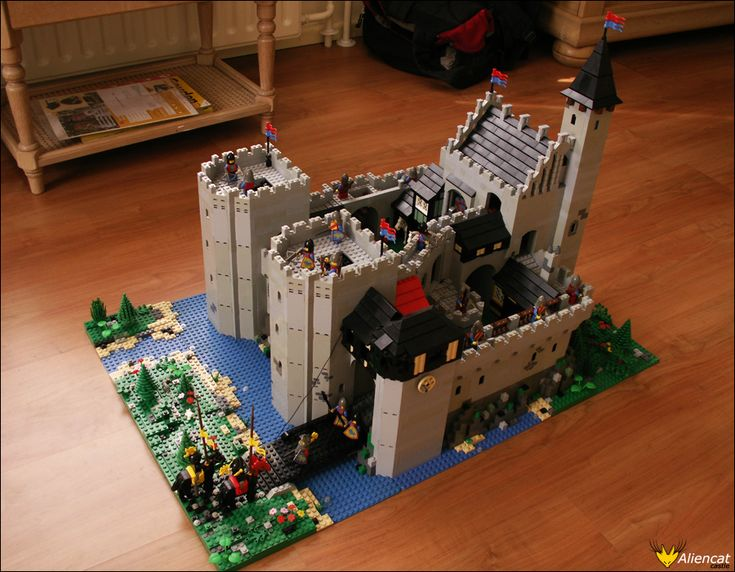 Kid friendly | LEGO Castle Ideas | Pinterest
