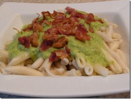 Baked Gnocchi With Pesto, Peas, And Pancetta Recipe — Dishmaps