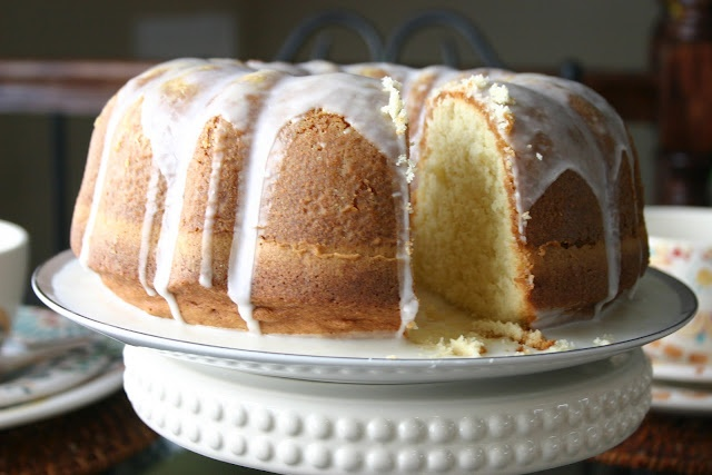 Simple Butter Cake Images : Simple Butter Pound Cake Southern Souffle Pinterest