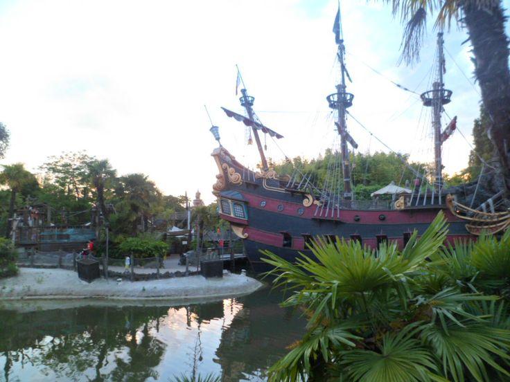 Adventureland Disneyland Paris