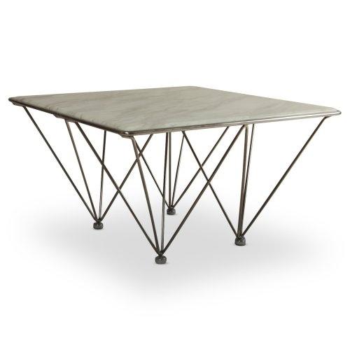 Carrara Marble Coffee Table