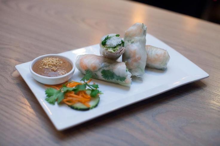 Vietnamese Summer Rolls (Goi Cuon) Recipe — Dishmaps