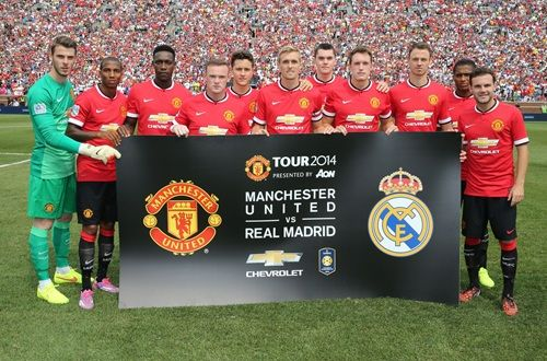 manchester united real madrid broadcast