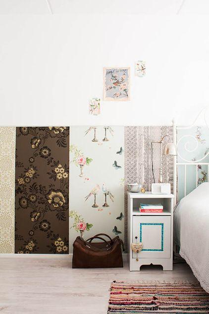 wallpaper remnants