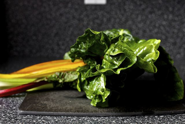 ... chard especially when it's the star in a dish. Brittany W. October