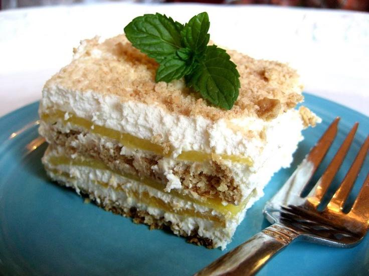 Mango Layer Cake | Unique Treats | Pinterest