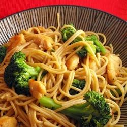 Honey Chicken Stir-Fry | Stir Fry Time | Pinterest