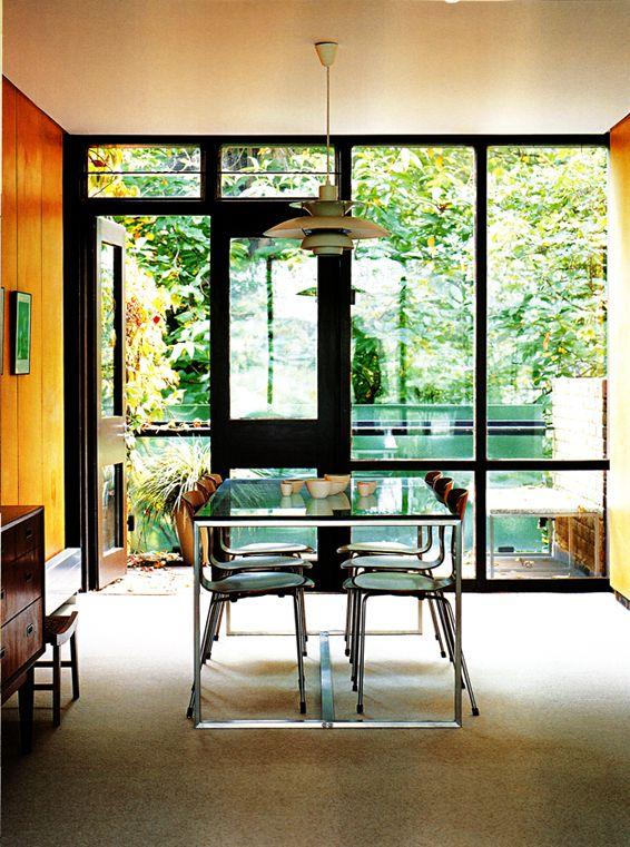 Mid Century Modern Dining Room Home Decor Pinterest