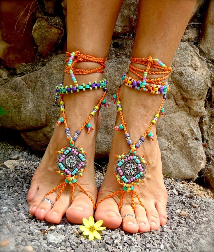 soleless sandals how to make