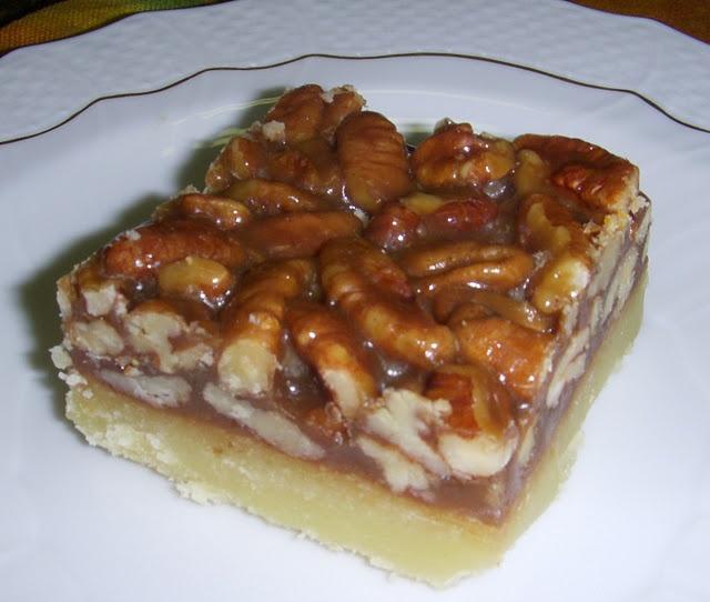 Pecan Squares | Desserts | Pinterest