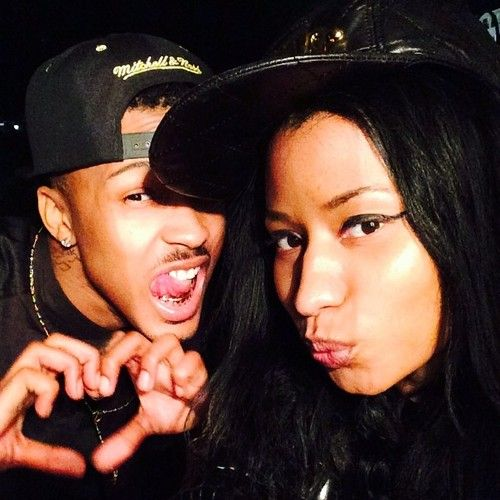 August alsina amp nicki minaj nicki minaj pinterest