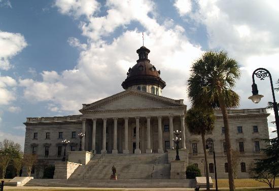 State House Columbia SC South Carolina Yall Pinterest