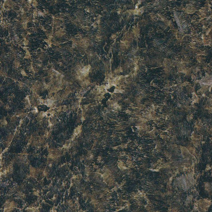 Granite Laminate : FORMICA 5 in. x 7 in. Laminate Sheet Sample in Labrador Granite Etchi ...