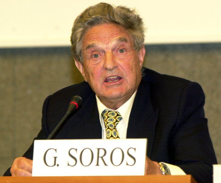 George Soros, Kisah Orang Terkaya di Dunia | Kiat Investasi