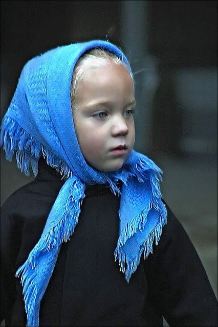 Little Amish Girl - USA