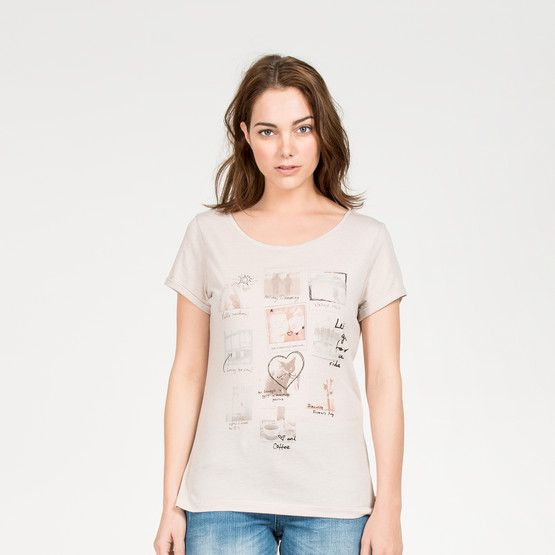 mexx collection tee shirt 2f top
