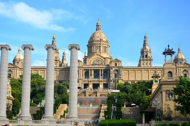 Museu Nacional dArt de Catalunya  Travel The World  Pinterest