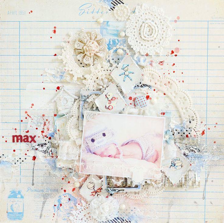 Shimmerz Paints: Max!  gorgeous