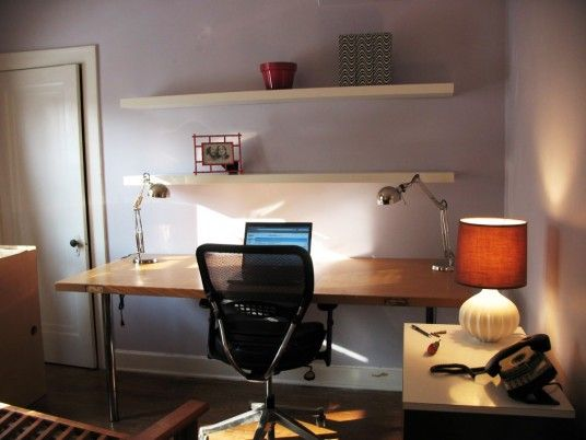 Luxury Decor Pinterest Small Space Home Office Small Home Office Ideas
