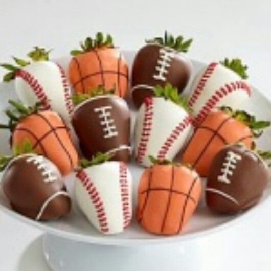 ... this: chocolate covered , chocolate covered strawberries and sports