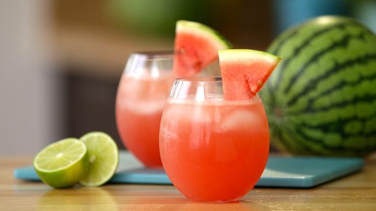 Watermelon Agua Fresca | Watch the video - Yahoo! Screen