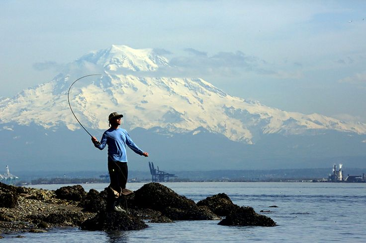 Pin by jim flink on fly fishing pinterest for Puget sound fly fishing