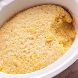 Corn Spoon Bread | Recipe