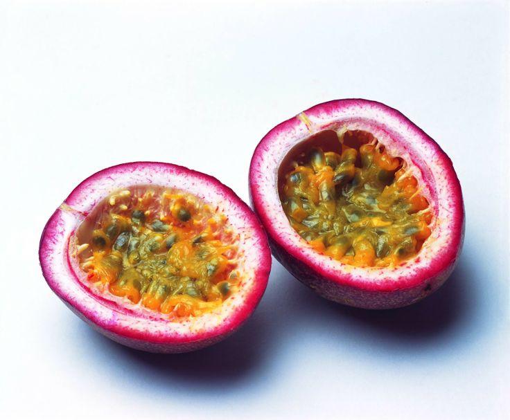 fruit crisp passion fruit