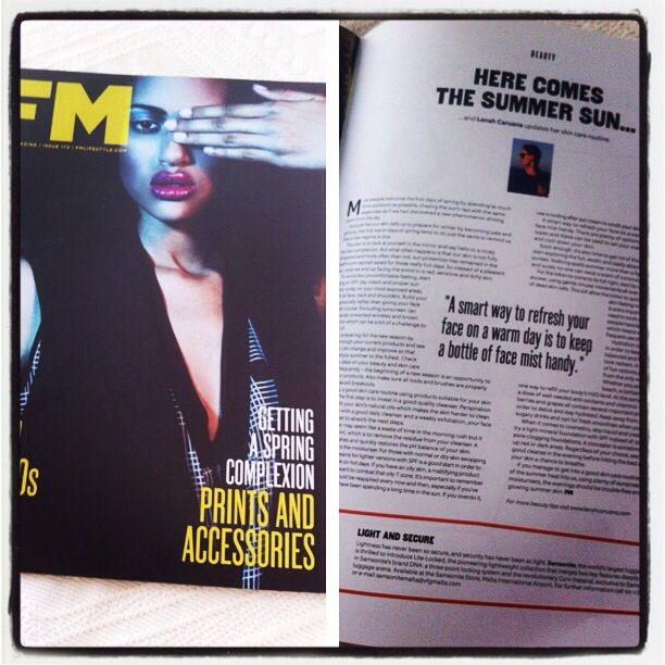#femmemagazine#malta#lifestyle#beauty