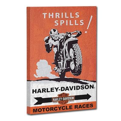 Harley Davidson Canvas Print Harley Davidson
